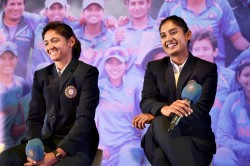 Icc Awards Mithali Harmanpreet Among Four Indians In Women S Teams Of The Decade