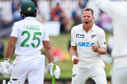 New Zealand Vs Pakistan Big Hearted Neil Wagner To Miss 2nd Test