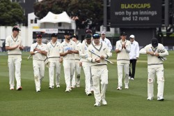 New Zealand Vs West Indies 2nd Test Hosts Seal Series Whitewash Join Australia Atop Test Rankings