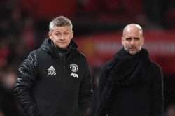Solskjaer An Exceptional Manager Pep Guardiola Manchester Derby