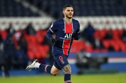 Paris Saint Germain Without Mauro Icardi Pablo Sarabia For Man Utd Clash