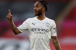 Southampton 0 1 Manchester City Sterling Delivers Hard Fought Victory