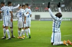 Borussia Monchengladbach Inter Champions League Report Romelu Lukaku