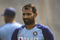 India Vs Australia Mohammed Shami To Take Six Weeks Rest To Fly Out On Wednesday