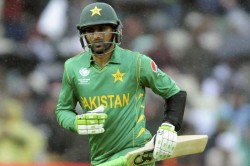 No Communication From Selectors Malik On Being Dropped From Pak S Nz Tour