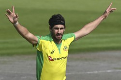 India Vs Australia Finch Expects Starc To Bounce Back Quickly