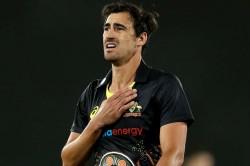West Indies Vs Australia 4th T20i Mitchell Starc Is World Class Says Mitchell Marsh