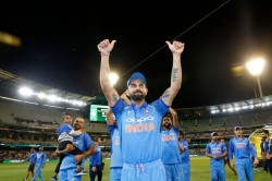 Virat Kohli Reacts After Winning Top Icc Honours