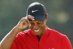 Tiger Woods Charlie Woods Steal The Show But Justin Thomas And Mike Thomas Win Pnc Championship