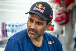 Dakar 2021 Al Attiyah Cuts Into Peterhansel S Lead