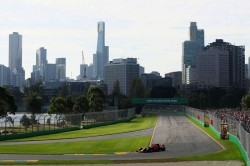 Formula One Season Starts Bahrain Australian Grand Prix Put Back November