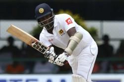 Mathews Steadies Sri Lanka Chanceless Century