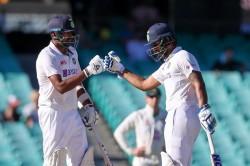 India Vs Australia Sachin Tendulkar Ricky Ponting Lead Twitter To Laud Team India For Scg Draw