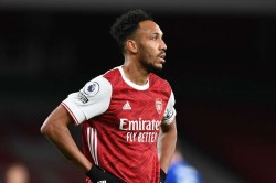 Pierre Emerick Aubameyang Positive Despite Struggling For Arsenal