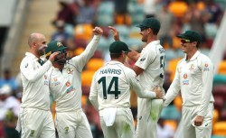 India Vs Australia 4th Test Day 2 Rohit Sharma Gill Fall As Aussies Inch Ahead Of Visitors At Tea