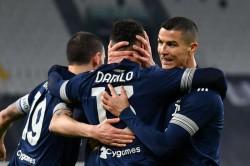 Cristiano Ronaldo On Target As Juventus Beat Sassuolo In Serie A Ramsey Danilo Goals