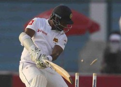 Sri Lanka Release 5 Cricketers Karunaratne Mendis From Bio Bubble To Miss 2nd Test Against England