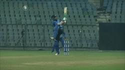 Syed Mushtaq Ali Trophy Mohammad Azharuddeen Smashes 37 Ball Century As Kerala Stun Mumbai