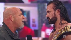 Goldberg Returns On Raw Legends Night To Challenge Wwe Champion