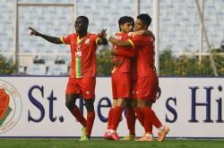 Hero I League Trau Grab First Win Of Season Against Chennai City