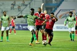Hero I League Real Kashmir Fc Gokulam Kerala Fc Play Out Stalemate In Kalyani