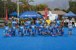 Junior Womens Hockey Beauty Dungdung Hat Trick Helps India Beat Chile 5