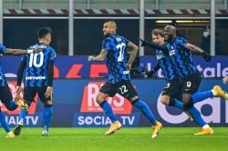 Inter Juventus Serie A Report Vidal Barella Dent Pirlo Defence