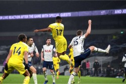 Tottenham 1 1 Fulham Ivan Cavaleiro Denies Spurs Report