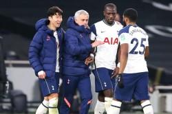 Son Heung Min Moussa Sissoko Final In Jose Mourinho Pocket Tottenham