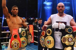 Joshua Targets Wembley But Vows To Fight Fury Wherever It Is Whatever Time It Is
