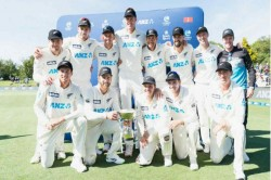 Icc Rankings New Zealand Create History Climb To No 1 Spot For The First Time