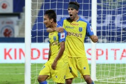 Isl 2020 21 Kerala Blasters Fc Vs Bengaluru Fc Rahul Snatches Dramatic Late Win For Kerala