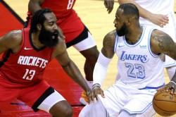 Anthony Davis Lebron James Lakers Nba Kawhi Leonard Clippers Bulls Durant Nets