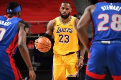 Nba Wrap Lakers Clippers Heat