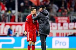 Robert Lewandowski Tribute Jurgen Klopp Best Fifa Mens Player Award