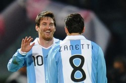 Lionel Messi To Inter Only If Javier Zanetti Convinces Him Says Juan Sebastian Veron