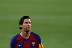 Lionel Messi Suspended 2 Matches For Hitting Opponent
