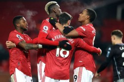 Paul Pogba Confidence Bruno Fernandes Manchester United Premier League Form Win Aston Villa