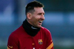 Lionel Messi Surpasses Pele Record 644 Barcelona Goals