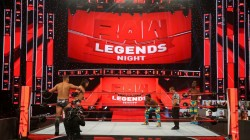 Wwe Raw Legends Night Results And Highlights January 4