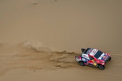 Dakar 2021 Al Attiyah Reduces Peterhansel S Lead After Winning Penultimate Stage