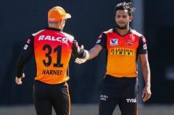 India Vs Australia David Warner Praises Natarajan But Pacer S Test Calibre Keeps Him Sceptical