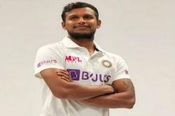 India Vs Australia Vvs Laxman Tom Moody Hail Debutants T Natarajan Washington Sundar