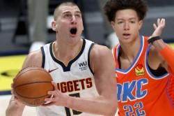 Denver Nuggets Nikola Jokic Nba Utah Jazz