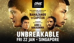 One Championship Announces World Title Headliner Return Of Japanese Legend For Unbreakable Event