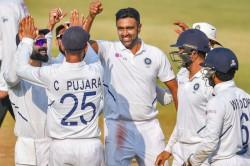 R Ashwin Washington Sundar Return Home After Stunning Series Win In Australia