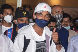 Victorious Team India Arrives Home After Series Win Against Australia