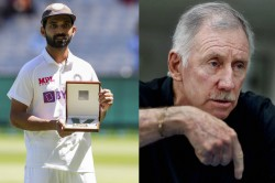 Ajinkya Rahane Is Born To Lead He Is Brave And Smart Captain Ian Chappell