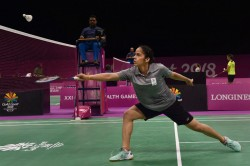 Saina Nehwal And Other Shuttlers Leave For Thailand Pv Sindhu To Fly From London