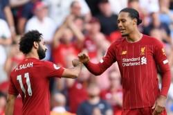 Rumour Has It Liverpool Virgil Van Dijk Mohamed Salah Manchester United Dayot Upamecano
